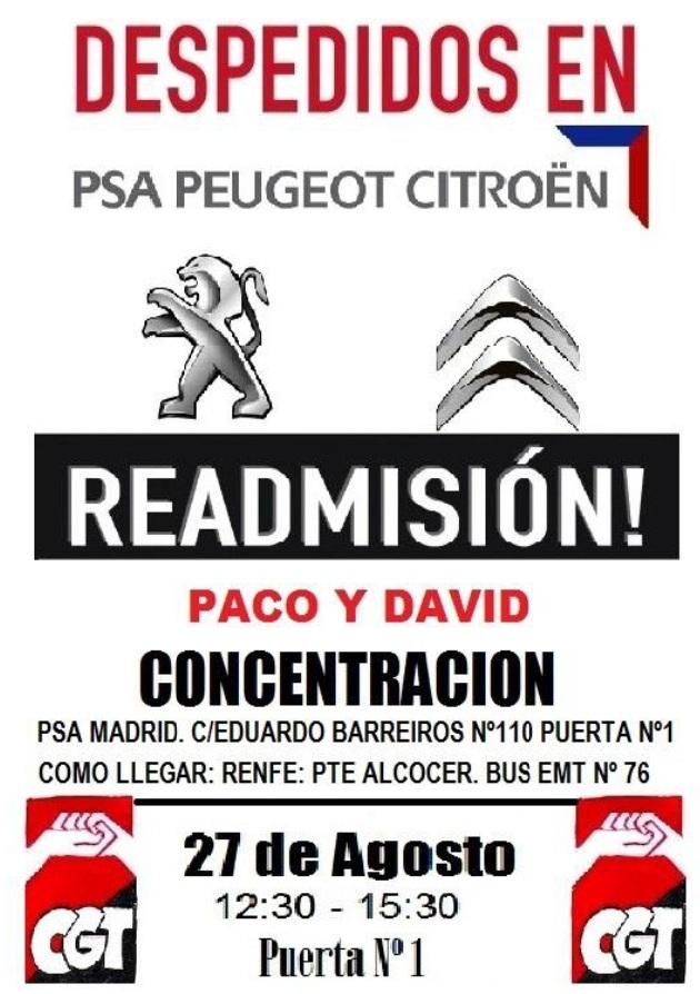cartel concentracion 27