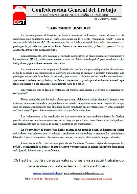 IVECO MADRID
