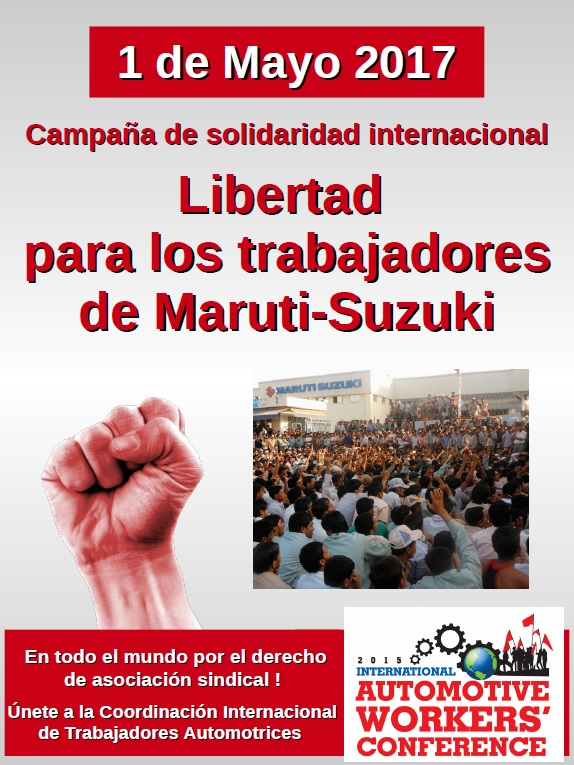cartel Maruti-Suzuki