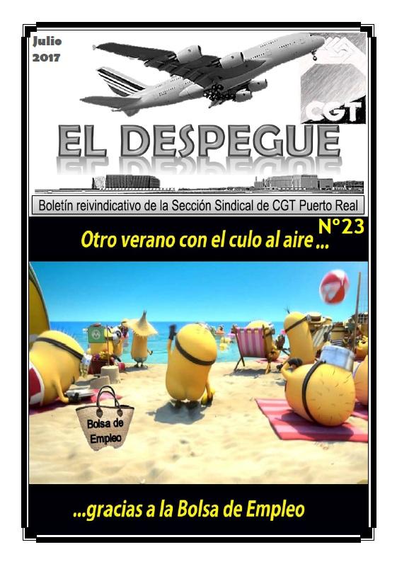 EL DESPEGUE 23