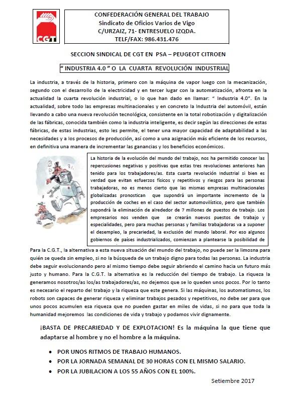 Industria 4.0 Vigo