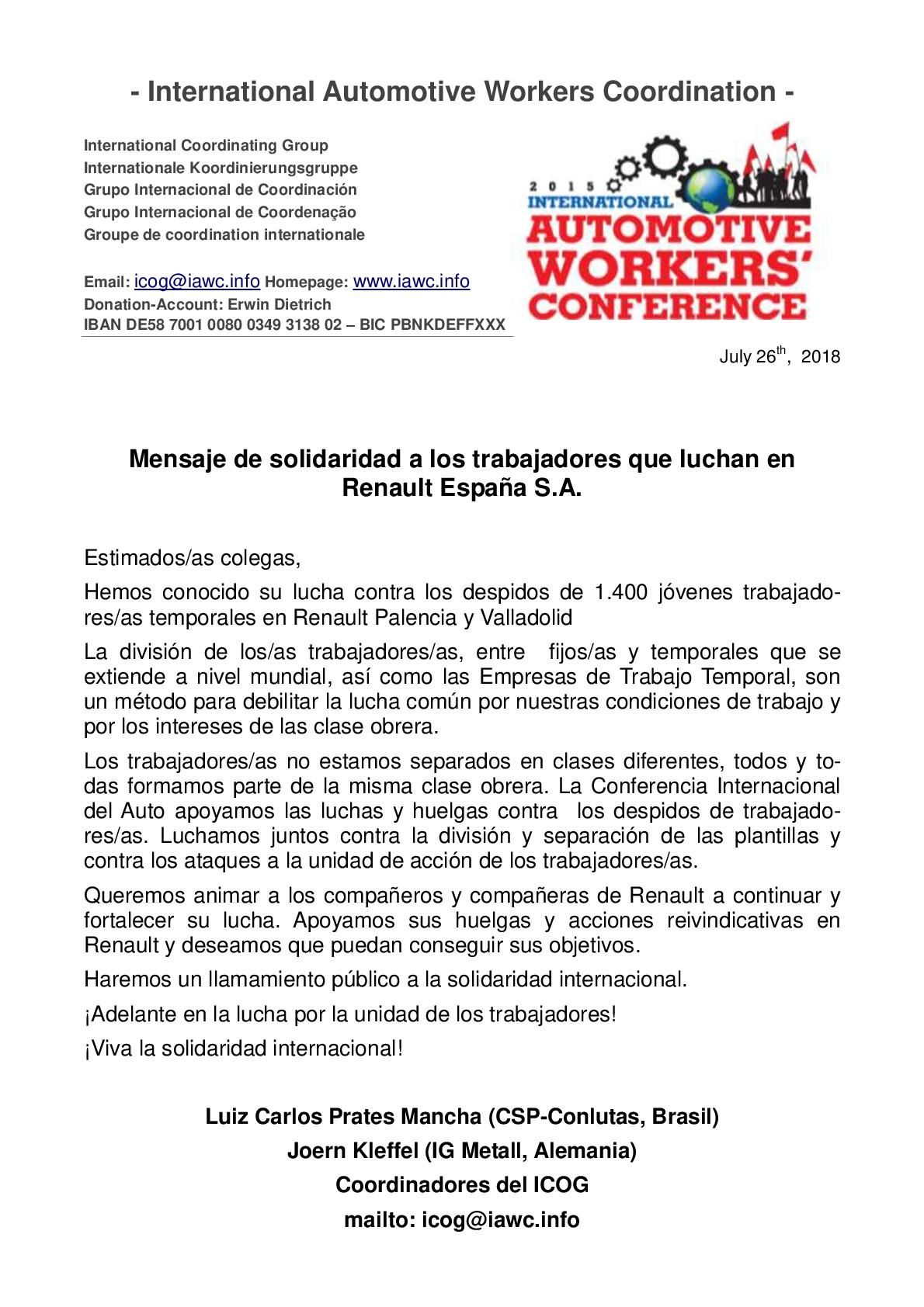 IAC2019_10 035_EN_ICOG_Solidarity_Message_to_Renaullt_Valladolid_Palencia-001