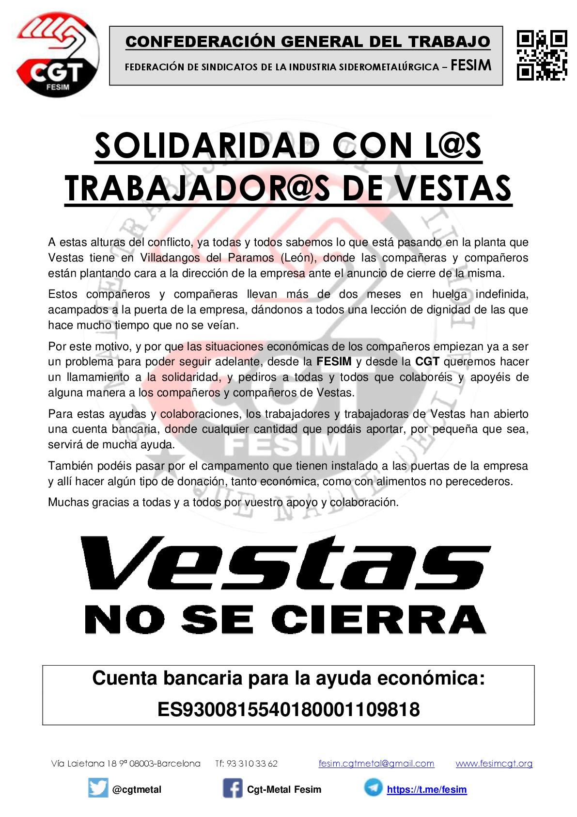 Solidaridad trabajadores Vestas-001
