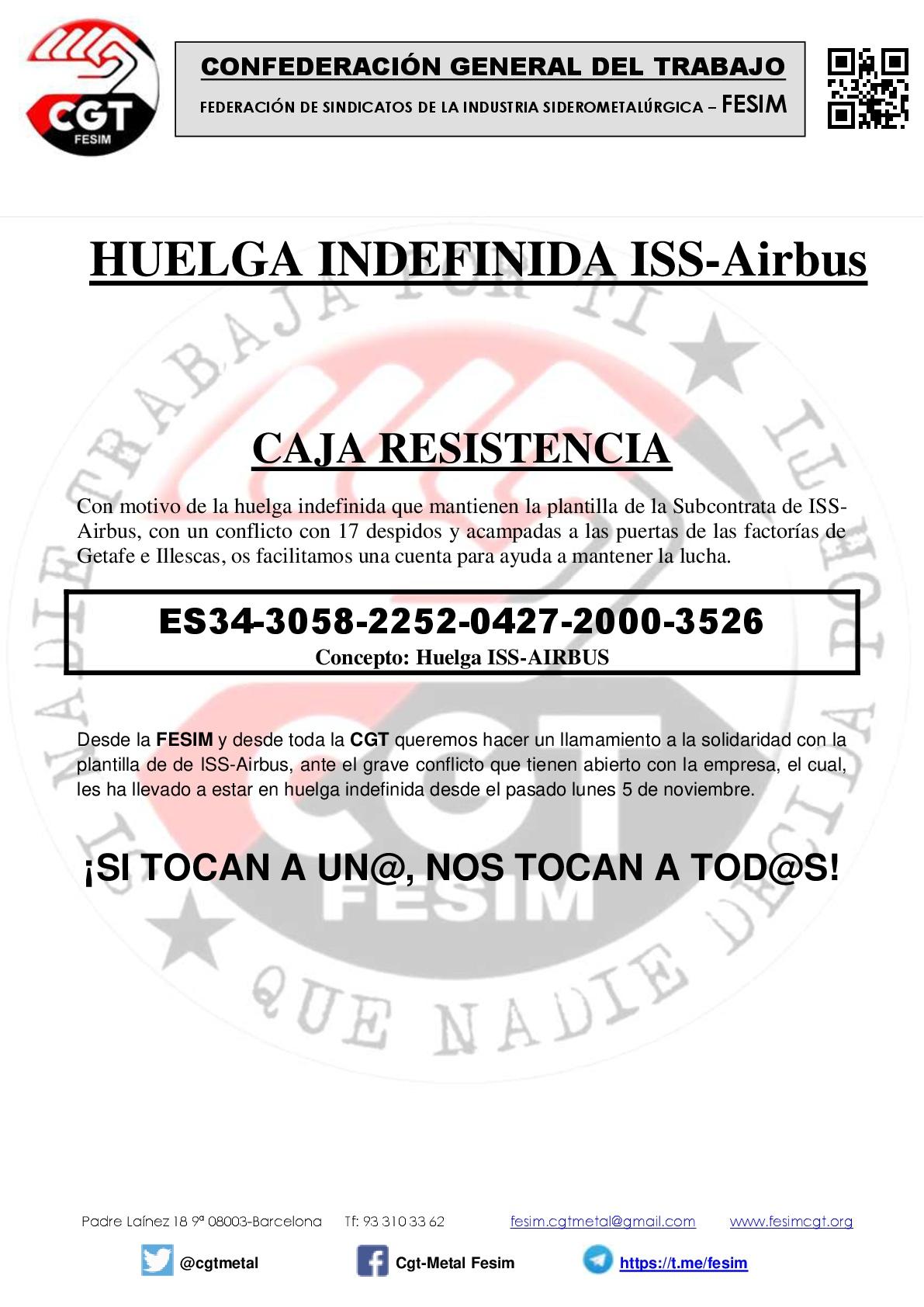 HUELGA ISS Airbus (caja de resistencia)-001
