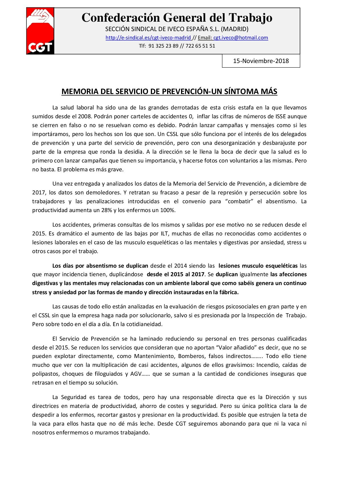 MEMORIA DEL SERVICIO DE PREVENCIÓN- UN SÍNTOMA MÁS-001