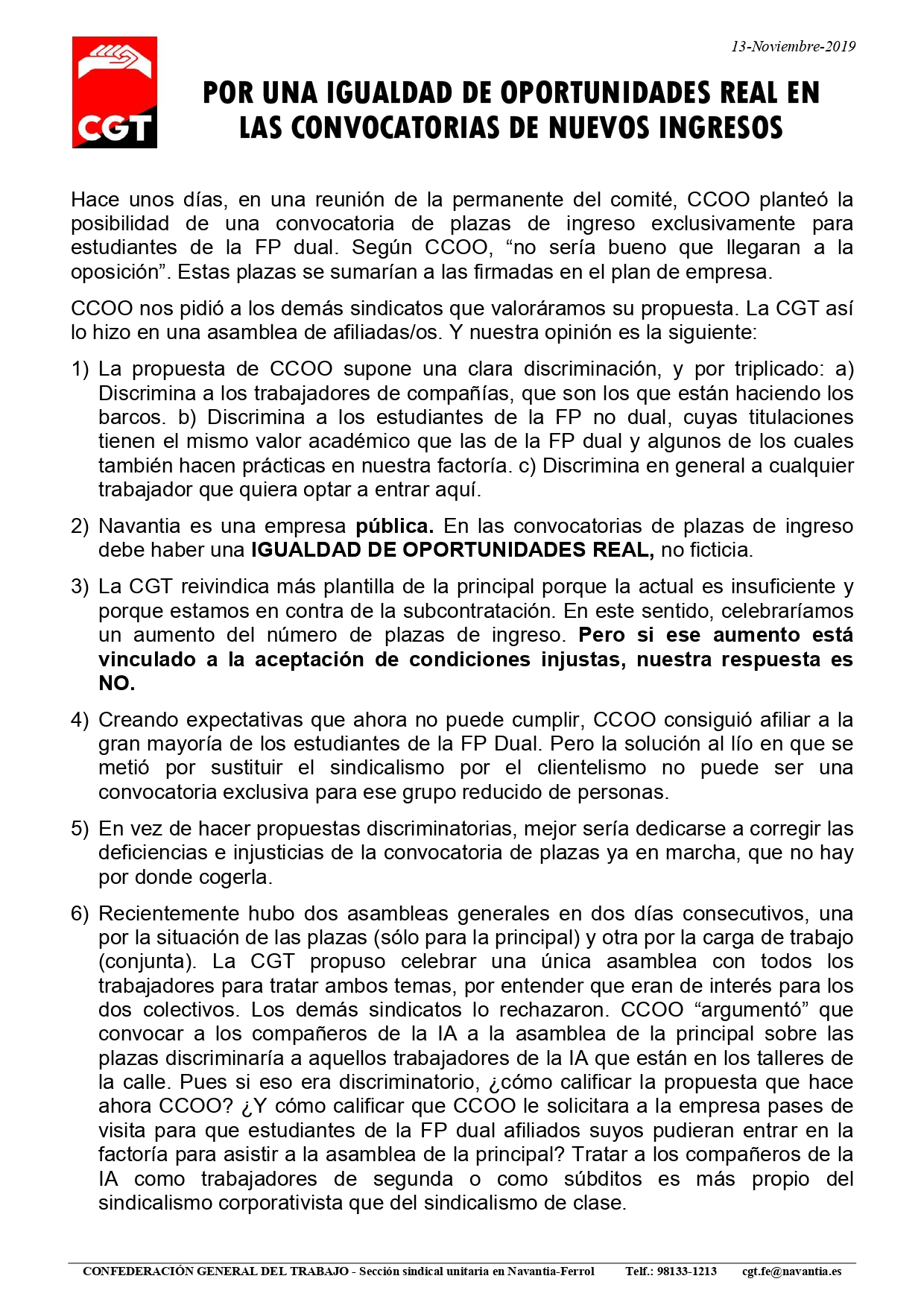 CGT 2019-11-13 Igualdad oportunidades real nuevos ingresos_page-0001