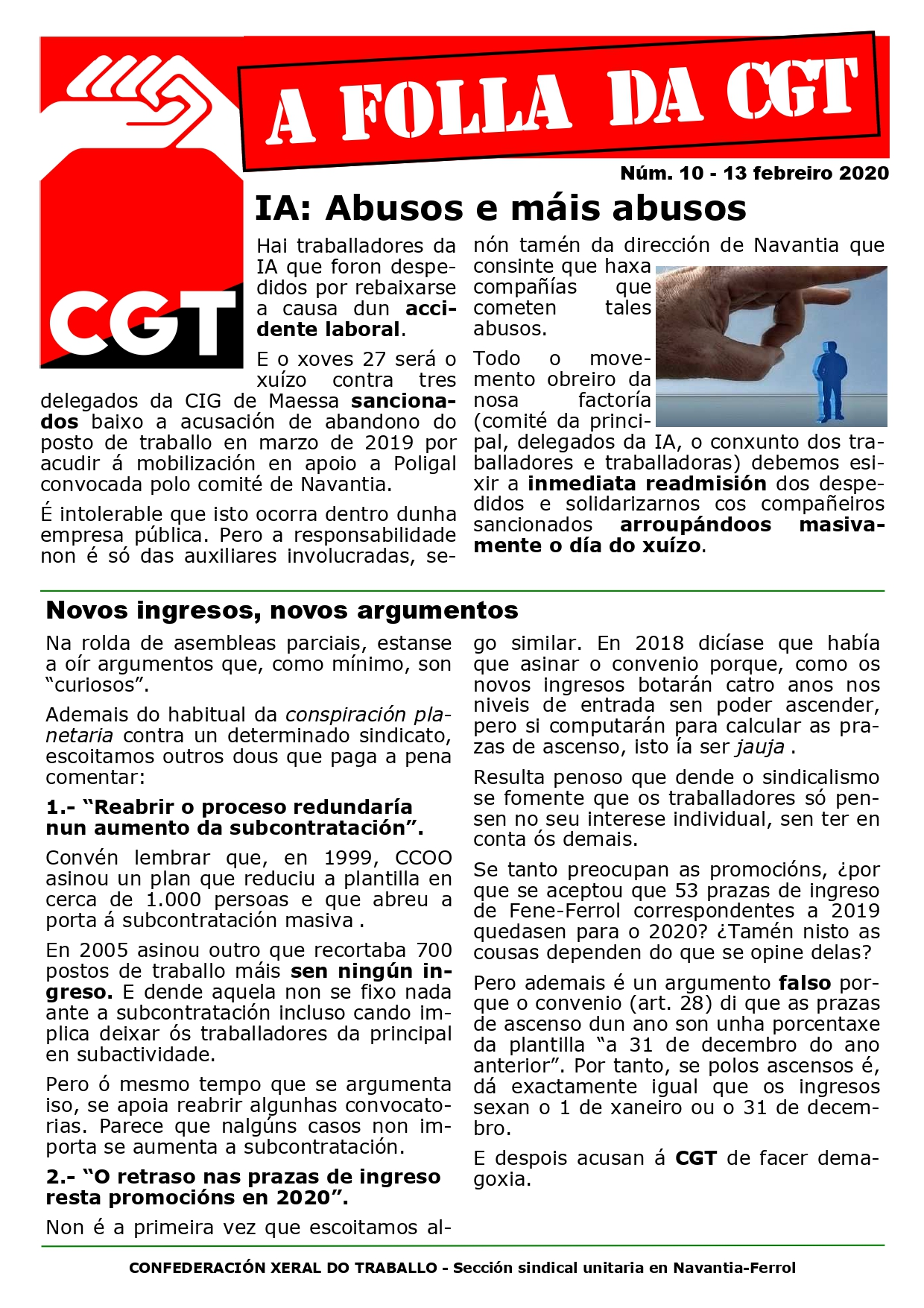 A Folla da CGT nº 10 2020-02-13_page-0001