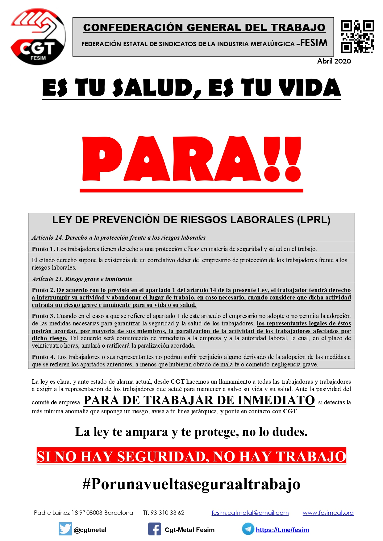 Comunicado - ES TU VIDA ES TU SALUD (FESIM)_page-0001(1)